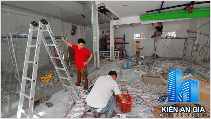 Công ty sửa chữa nhà uy tín tại quận Bình Thạnh.
