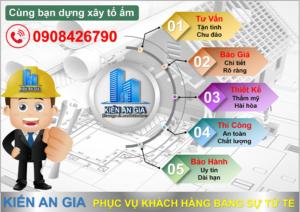 Công ty xây dựng nhà phố uy tín