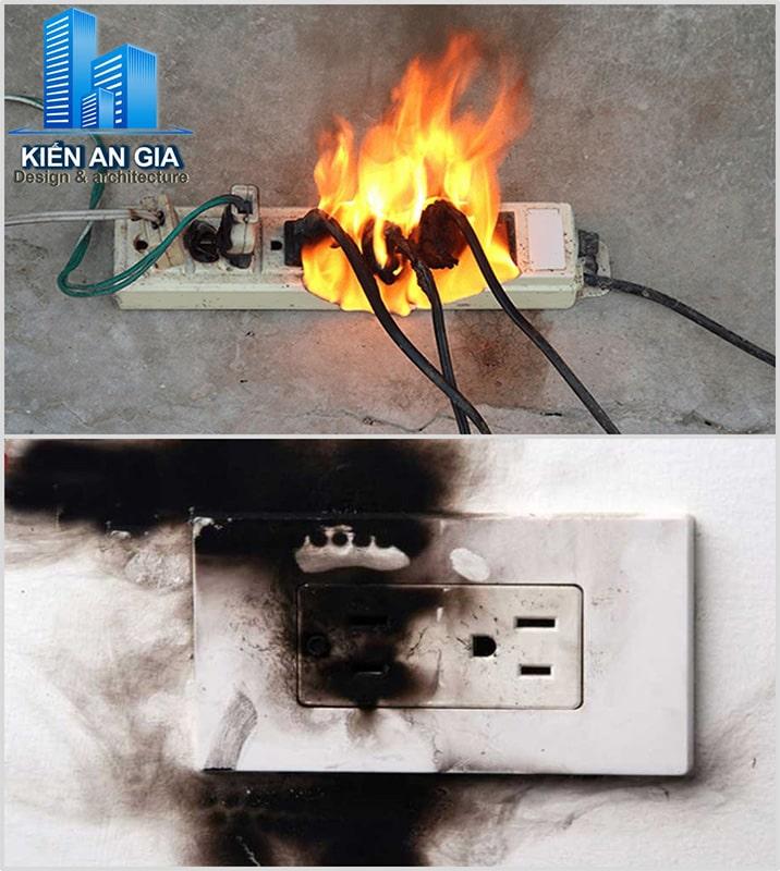 sự cố về điện